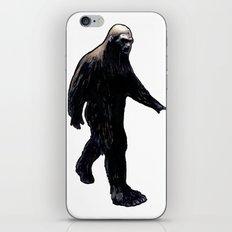 Bigfoot iPhone & iPod Skin