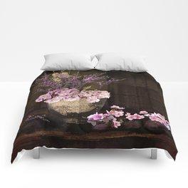 Sakura in the Night Comforters