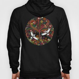 tree of life black Hoody