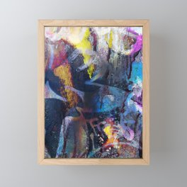 East 17th and Crooke Framed Mini Art Print