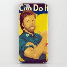 He can iPhone & iPod Skin