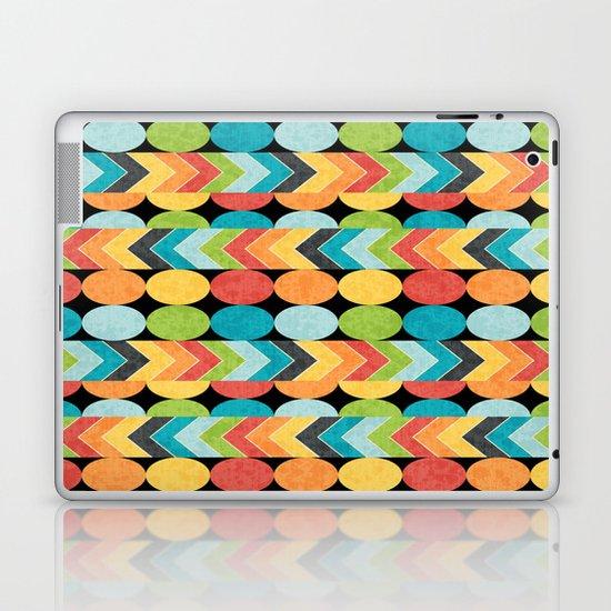 Retro Color Play Laptop & iPad Skin