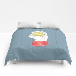 Infinite Jest Comforters