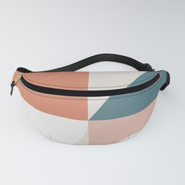 Cirque 02 Abstract Geometric Fanny Pack