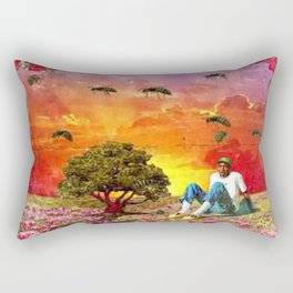 Tyler, The Creator Rectangular Pillow