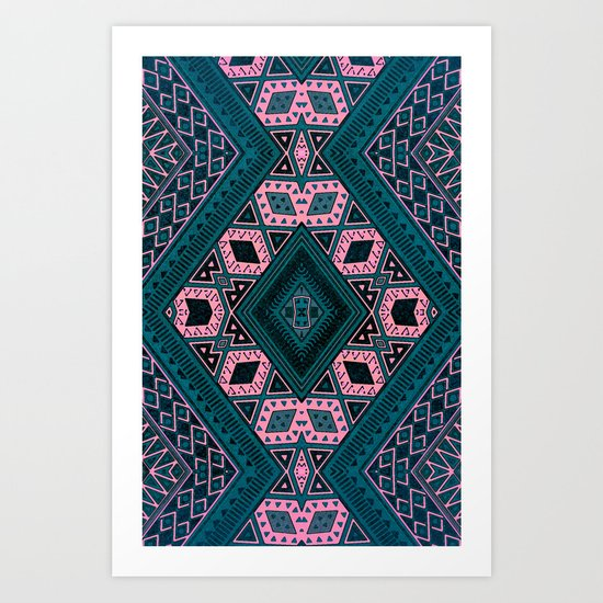 Dark Magic Art Print