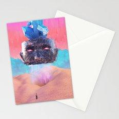 Oracular head Stationery Cards