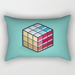 Pancube Rectangular Pillow