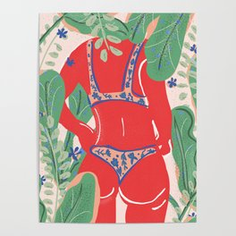 The Art Of Bikini Poster