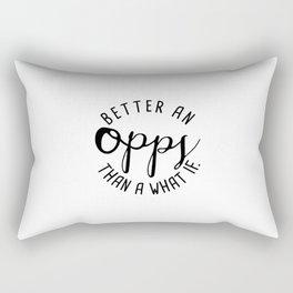 Opps Rectangular Pillow