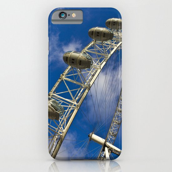 London Eye iPhone & iPod Case