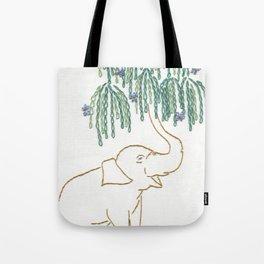 Word Association - Nourishment Tote Bag