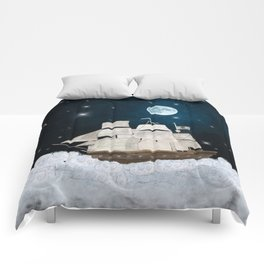 the pirate ghost ship Comforters