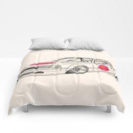 Crazy Car Art 0164 Comforters
