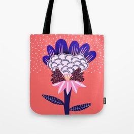 Fabuluscious Flower Tote Bag