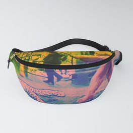 Dom Days Trigger Happy Happy Time Fanny Pack