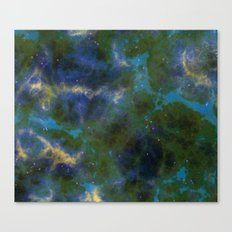 Above The Firmament Canvas Print