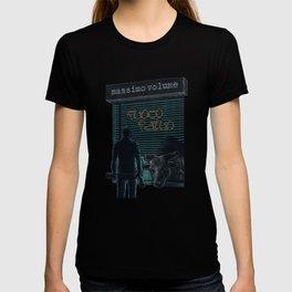 Massimo Volume - Fuoco fatuo   T-shirt