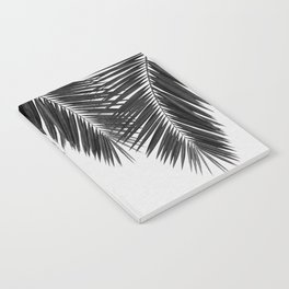 Palm Leaf Black & White II Notebook