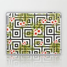 Geometric Jungle #society6 #decor #buyart Laptop & iPad Skin