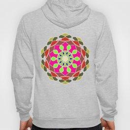Abstract Mandala Art Hoody