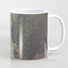 Mountain creek - Landscape and Nature Photography Coffee Mug