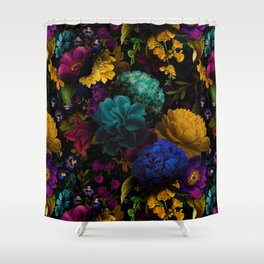 Vintage & Shabby Chic - Night Affaire Shower Curtain