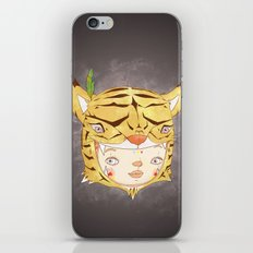 DRUNKEN TIGAAAAR iPhone & iPod Skin