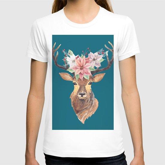 Winter Deer IV by wheimay