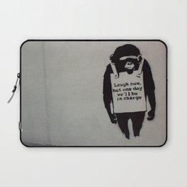 Banksy  Laptop Sleeve