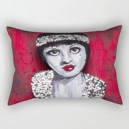 Flapper Rectangular Pillow