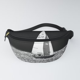 Sailing On The Lake Fanny Pack