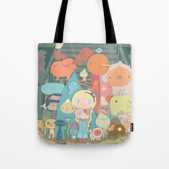 frimin Tote Bag