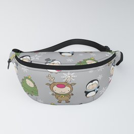 Children Christmas Costumes Pattern 10 Fanny Pack