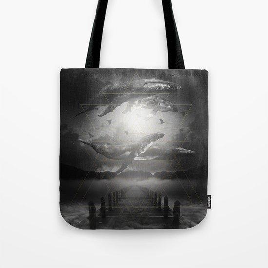 The Space Between Dreams & Reality II Tote Bag