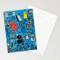 ROBOTS! Stationery Cards
