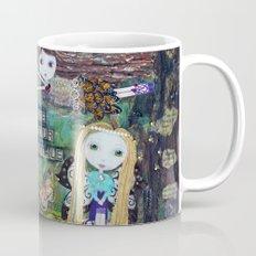 WOODLAND FAIRIES, Fairy Art Mug