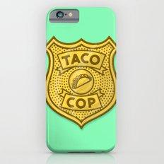 Taco Cop iPhone 6 Slim Case