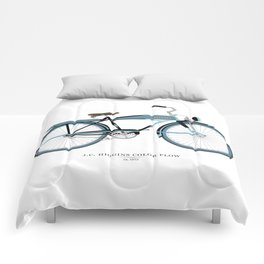 Vintage J.C. Higgins Bike Comforters