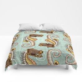 Hippocampus camerarum Comforters