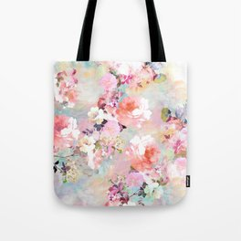 Love of a Flower Tote Bag