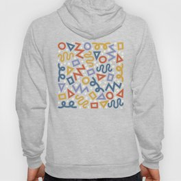 Colorful Party! Hoody