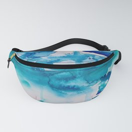 Cabo Beach Mexico Watercolor #2 Fanny Pack