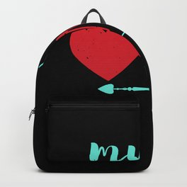My heart beats Backpack