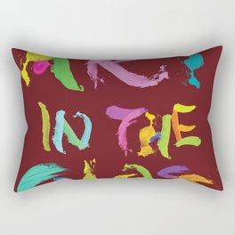 ART IN THE GLASS #2 Rectangular Pillow