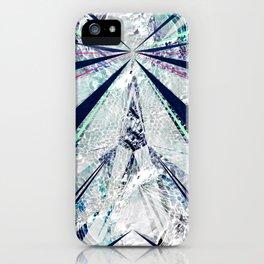 GEO BURST iPhone Case