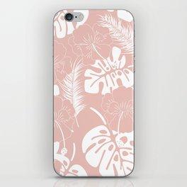 Tropical pattern 020 iPhone Skin