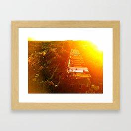 Glover Park  Framed Art Print