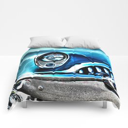 Blue Buick  Comforters