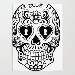 Sugar Skull Art, Sugar Skulls Poster